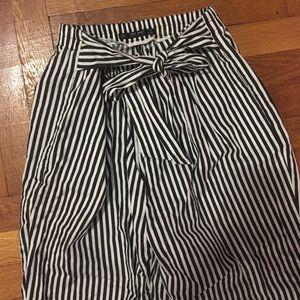 Zara Pants - High waisted Zara pants